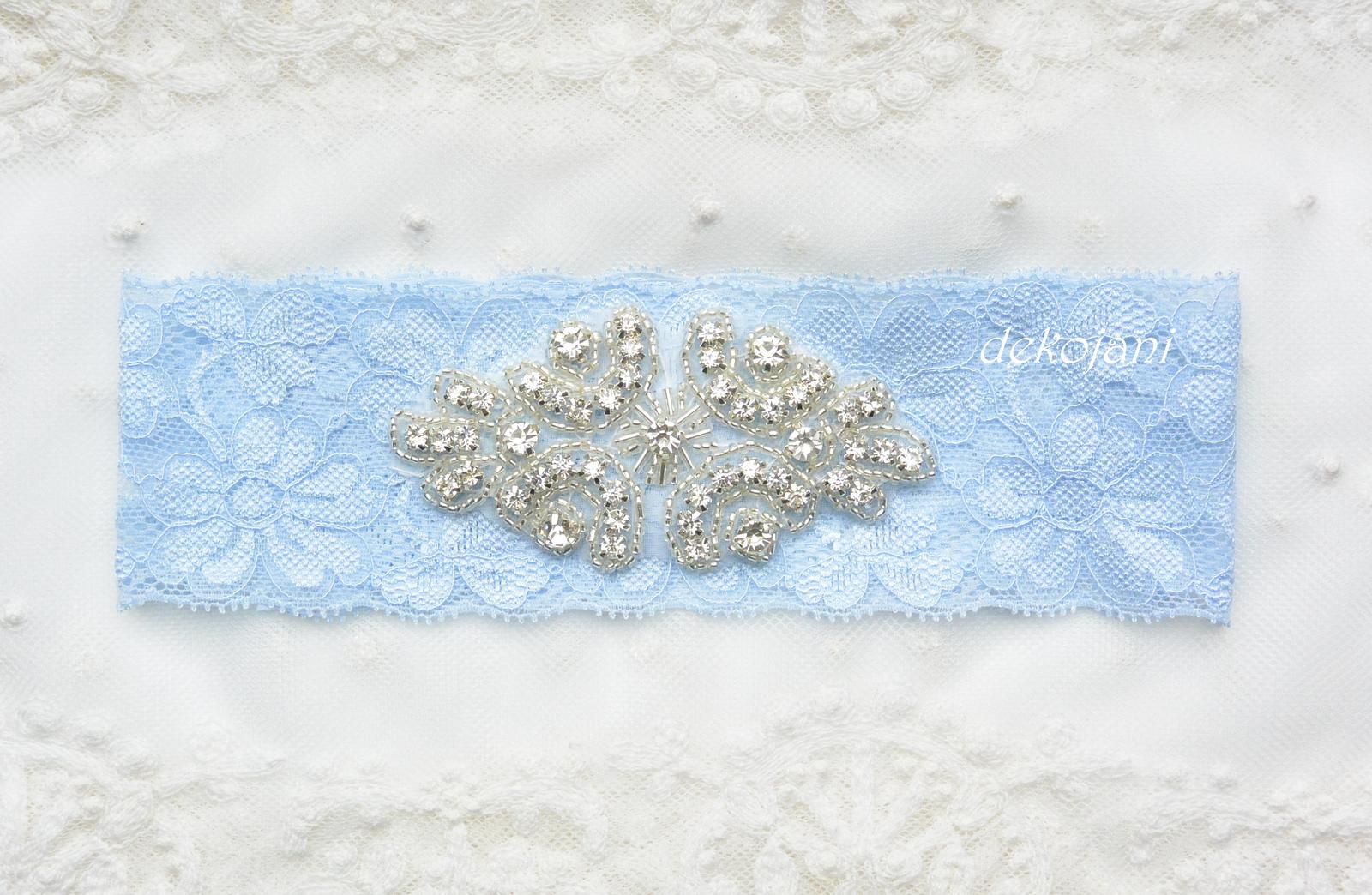 Luxusní svatební doplňky a dekorace. - Obrázek č. 40
