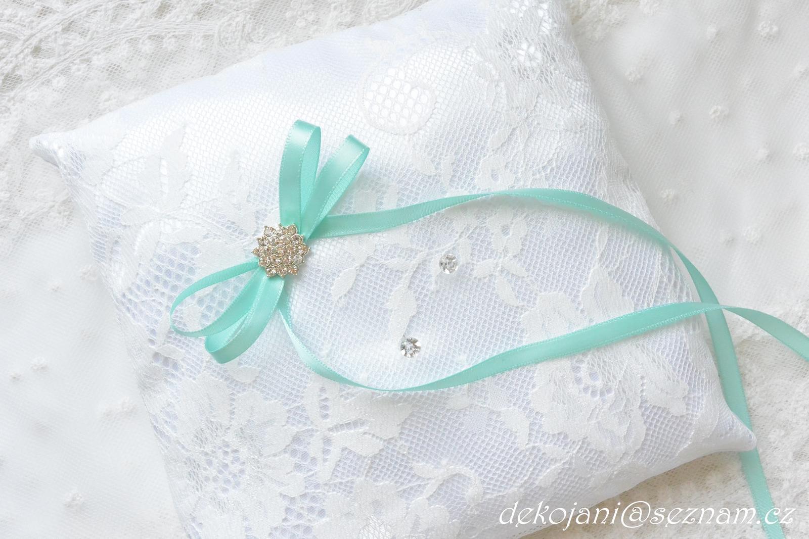 Luxusní svatební doplňky a dekorace. - Obrázek č. 55