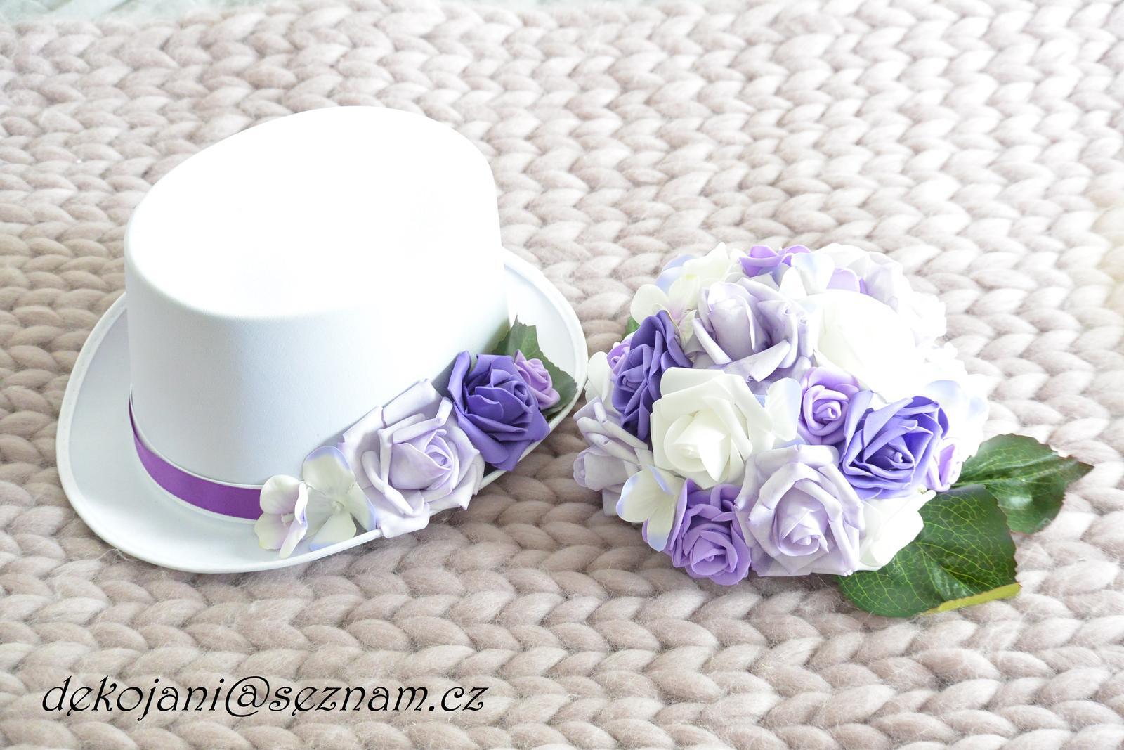 Luxusní svatební doplňky a dekorace. - Obrázek č. 60