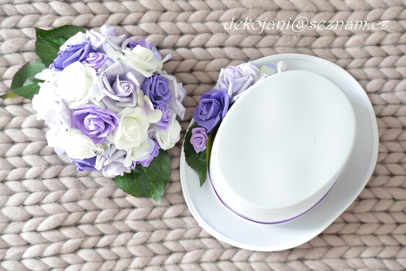 Luxusní svatební doplňky a dekorace. - Obrázek č. 61