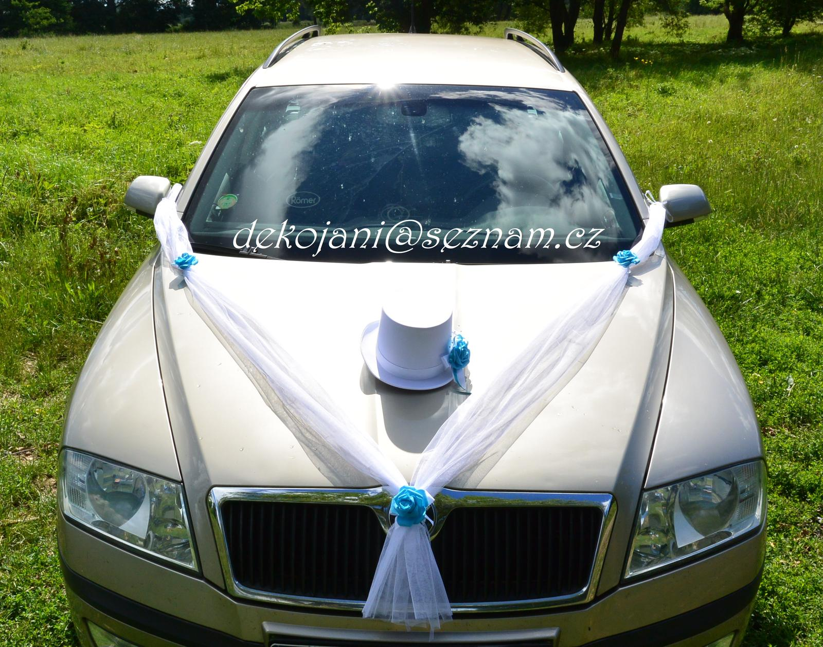Svatební dekorace vše v barvách na přání! - Obrázek č. 15