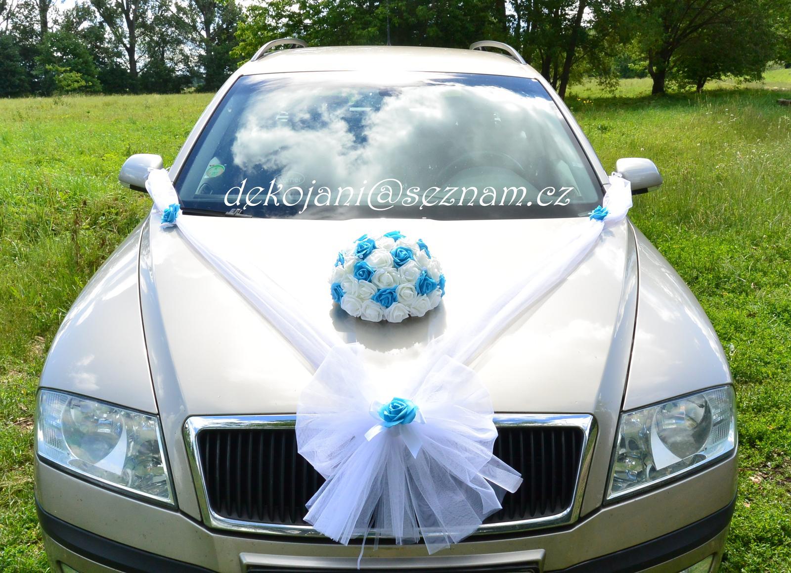 Svatební dekorace vše v barvách na přání! - Obrázek č. 17