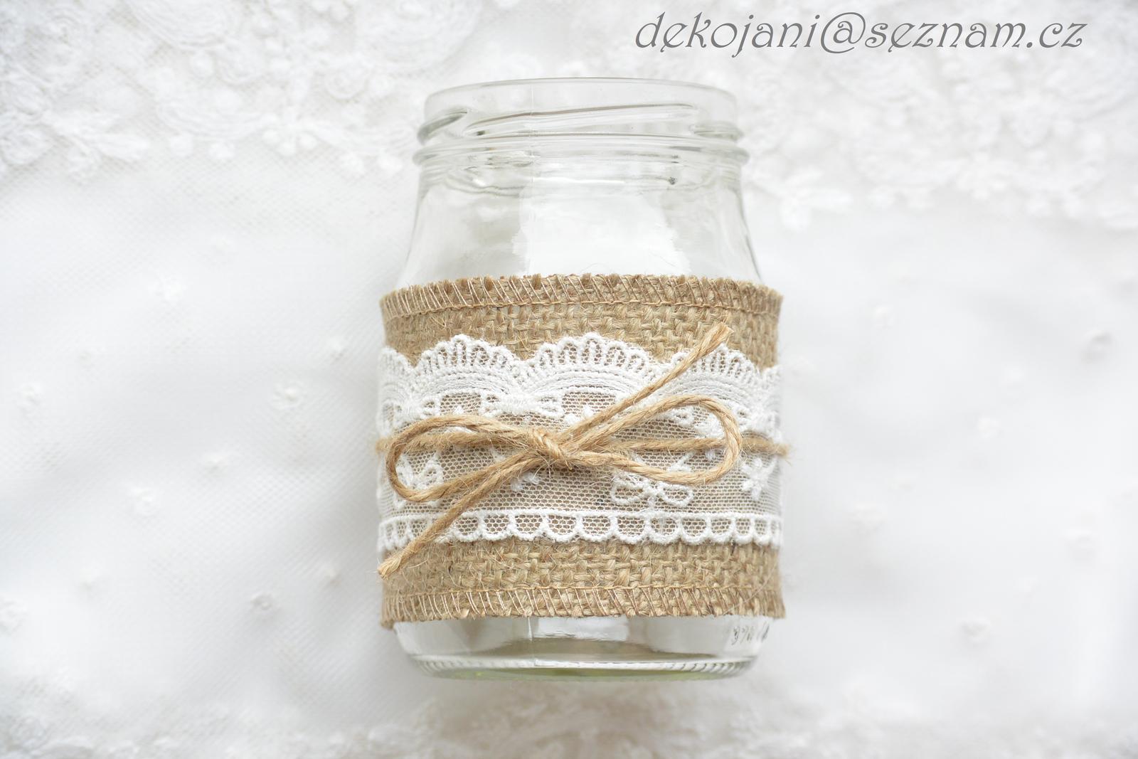 Jmenovky, svatební skleničky, mašle, závoje.. - Obrázek č. 38