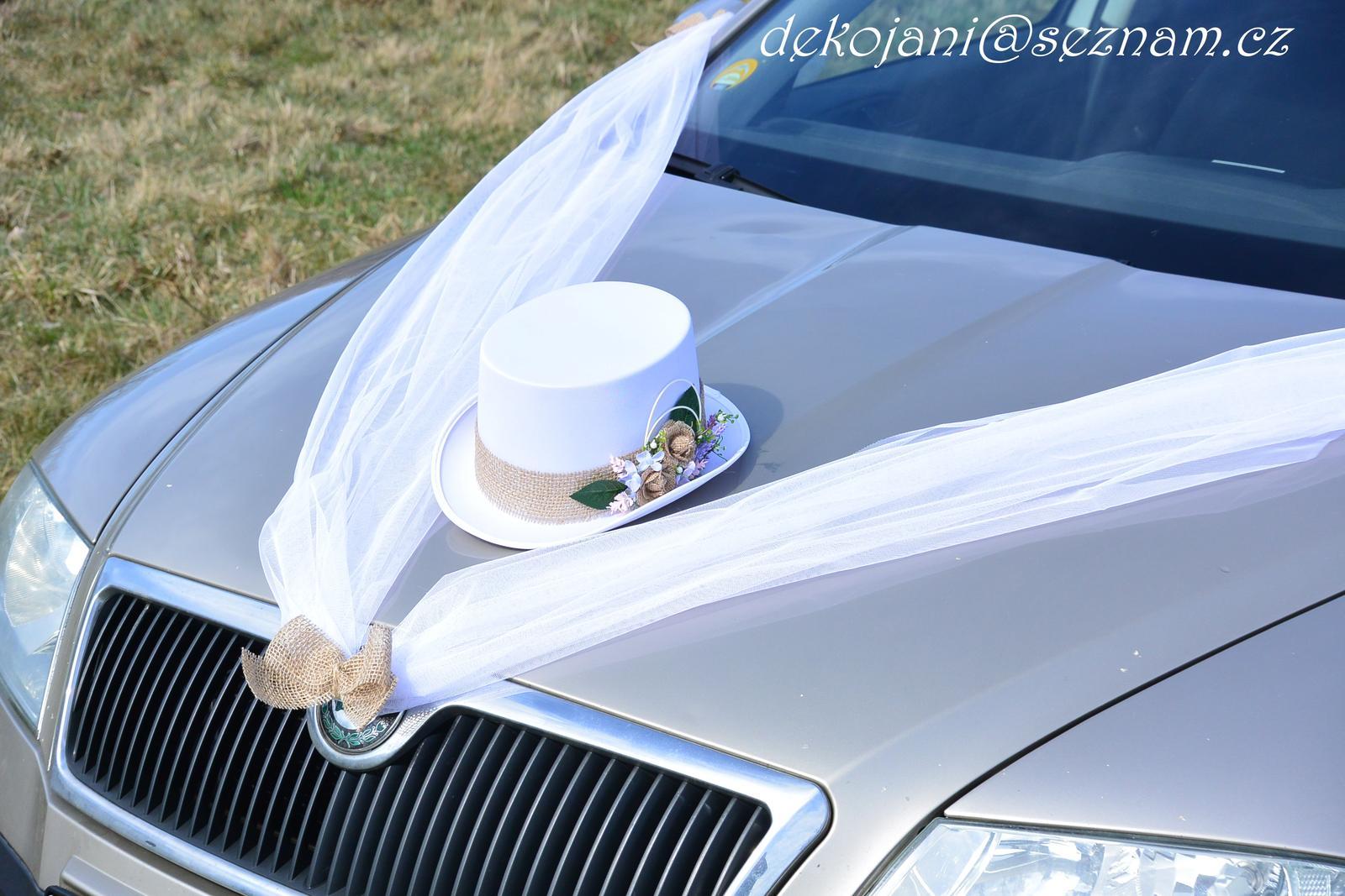 Svatební dekorace vše v barvách na přání! - Obrázek č. 62