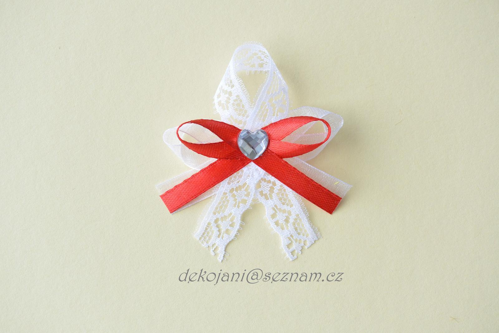 Svatební dekorace vše v barvách na přání! - Obrázek č. 75