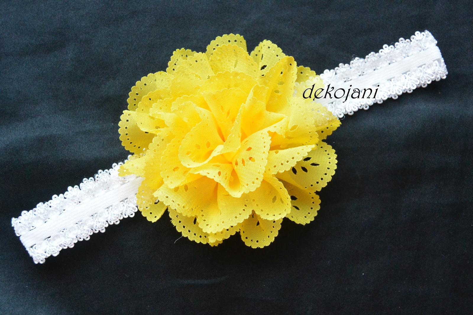 Květinový náramek - Obrázek č. 3