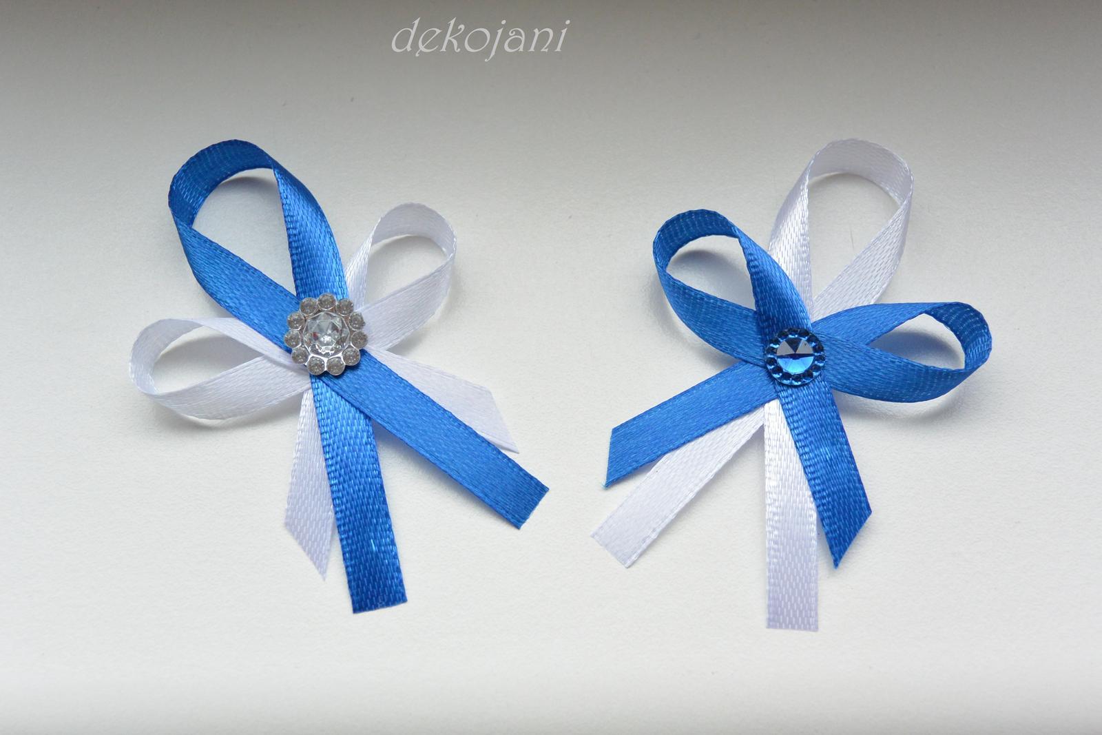 Modré vývazky - Obrázek č. 1