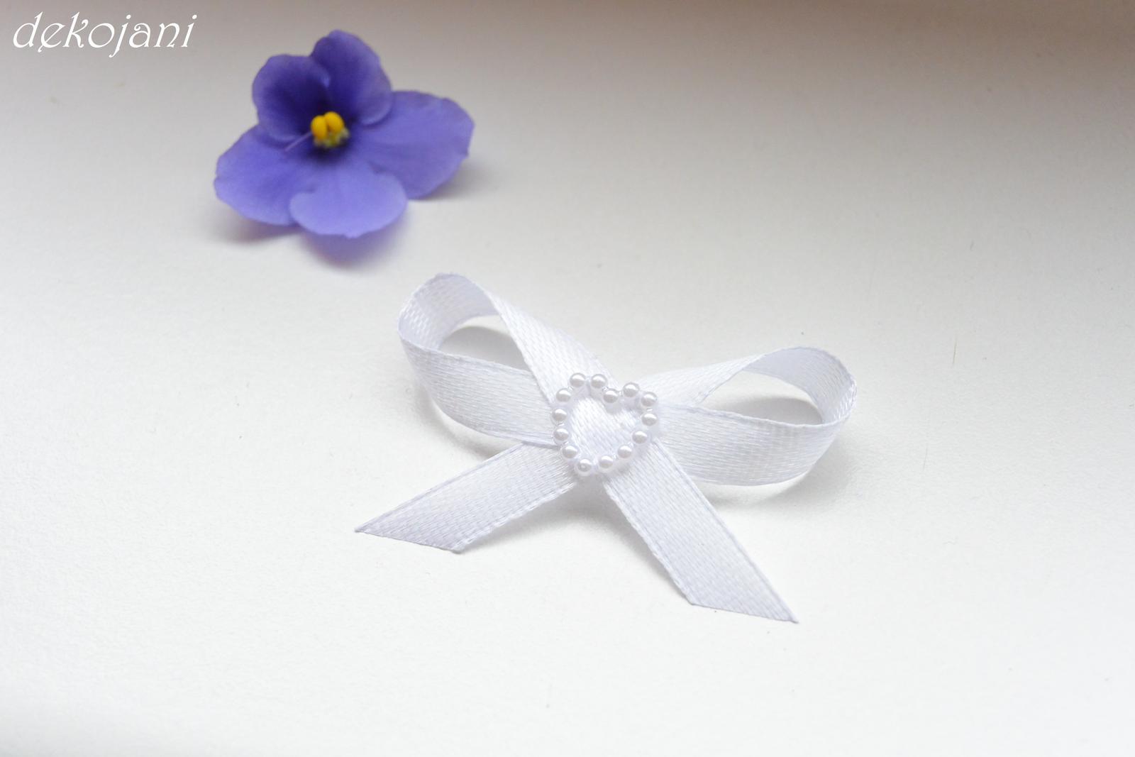 Svatební čelenka pro družičku - Obrázek č. 3