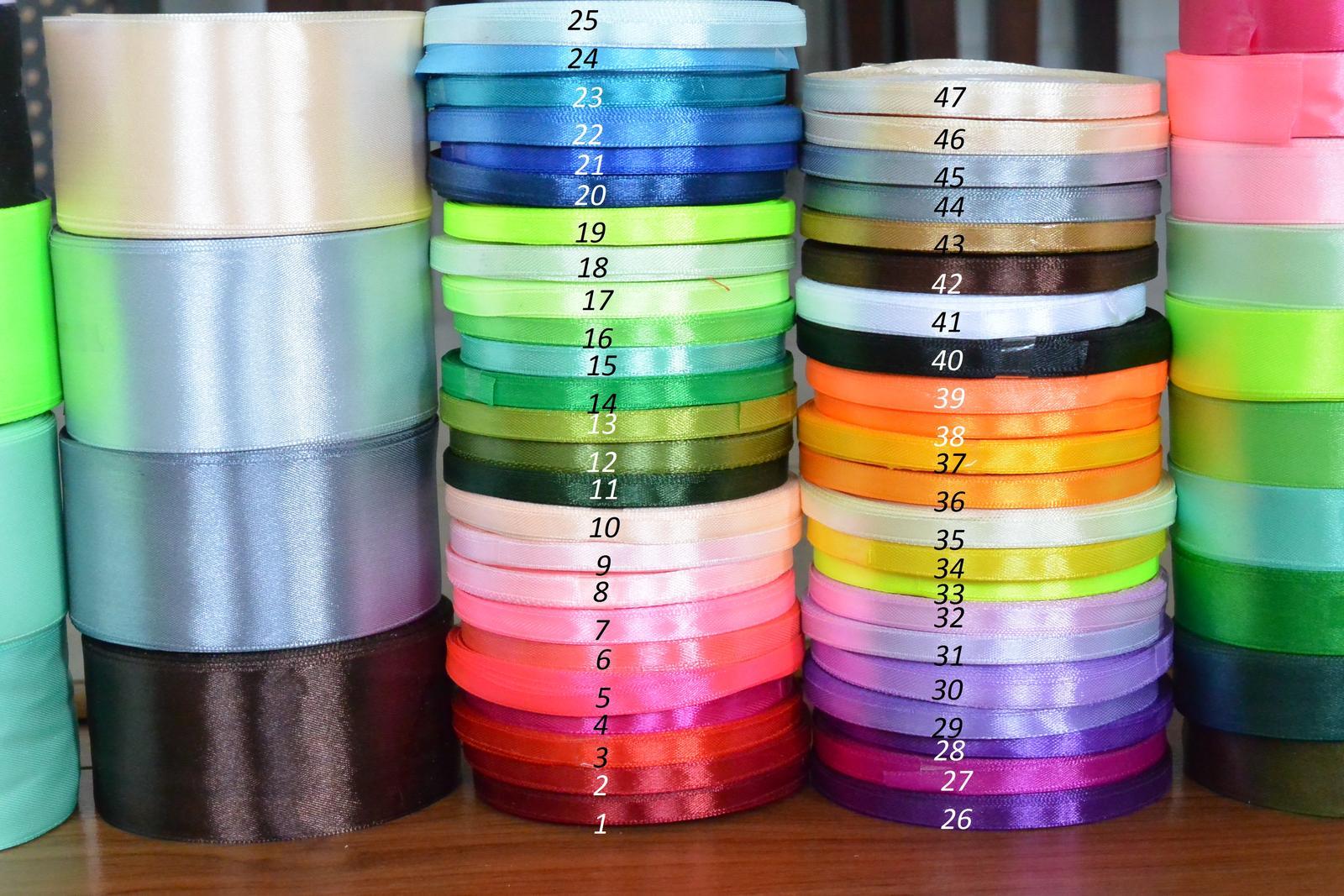 Vývazky- barva na přání - Obrázek č. 3