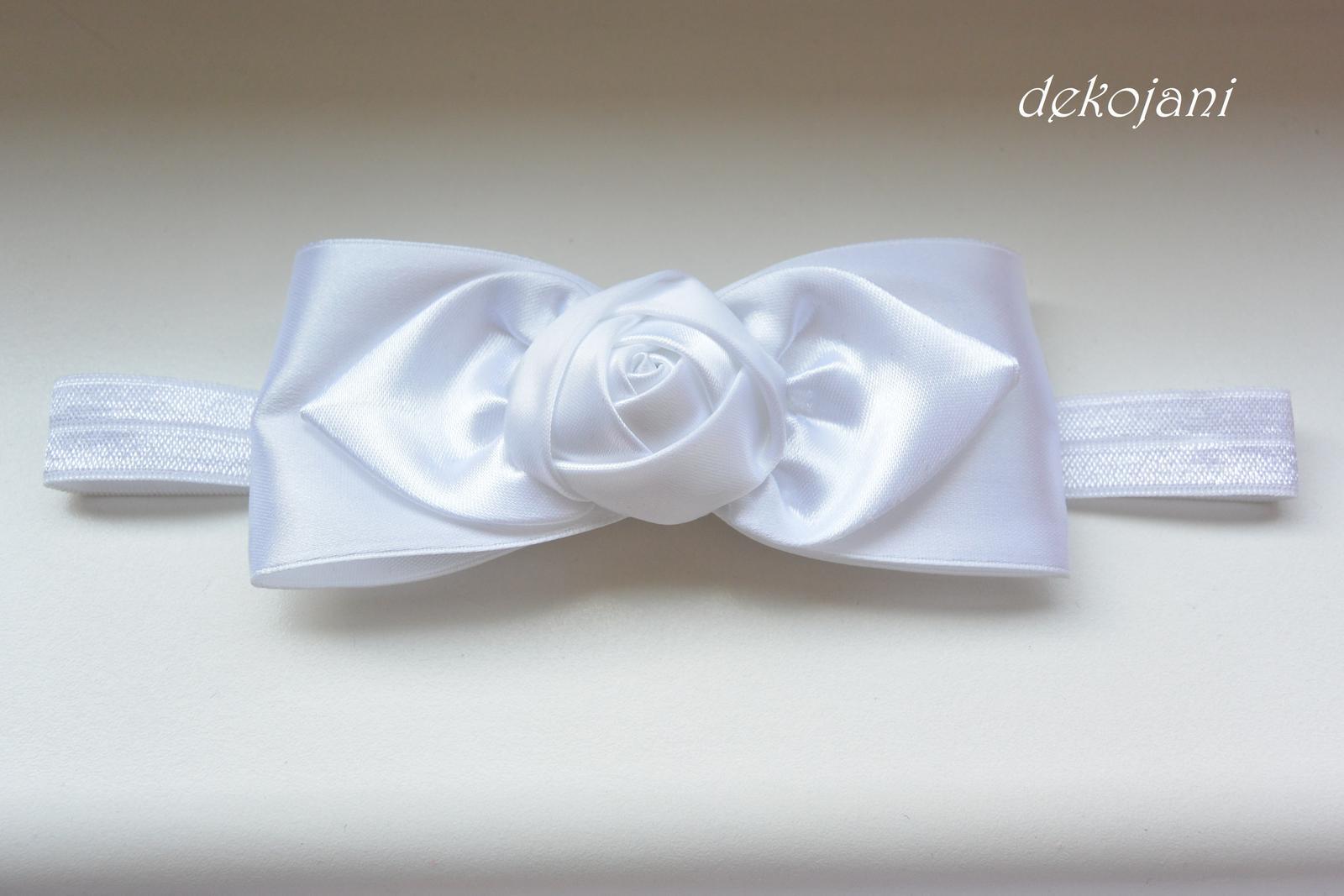 Svatební čelenka - Obrázek č. 1