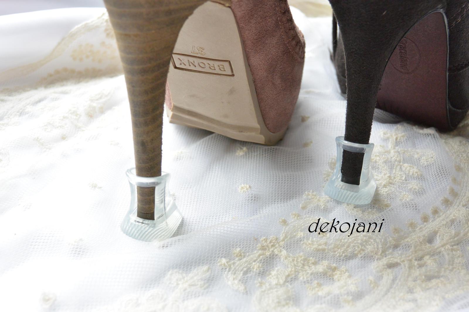 Chránítka na podpatky  - Obrázek č. 1