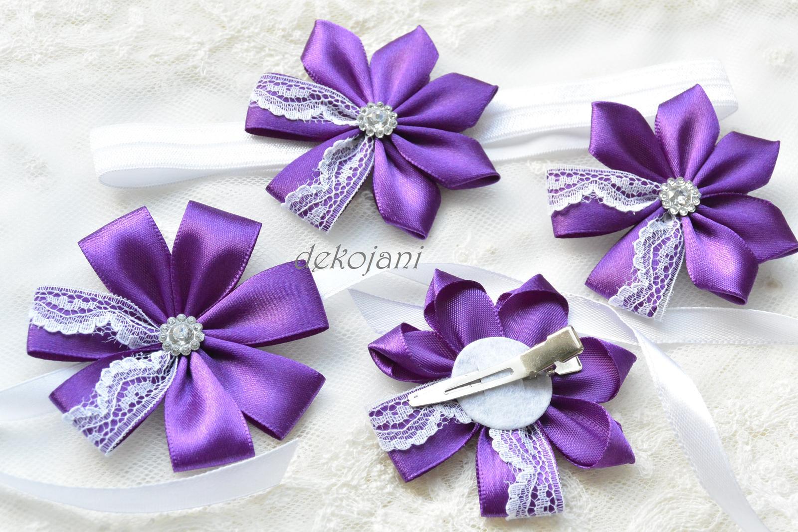 Květinová brož - Obrázek č. 1