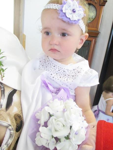 Svatební květina do vlasů - Obrázek č. 3