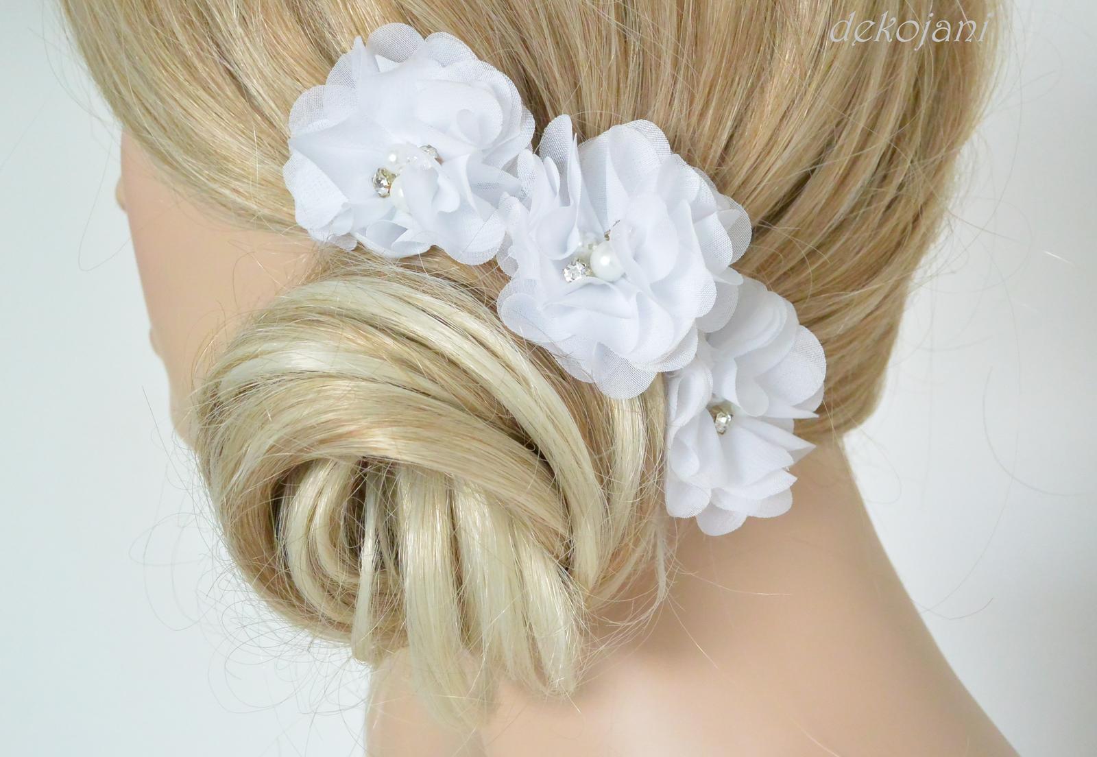 Květina nejen do vlasů - Obrázek č. 2