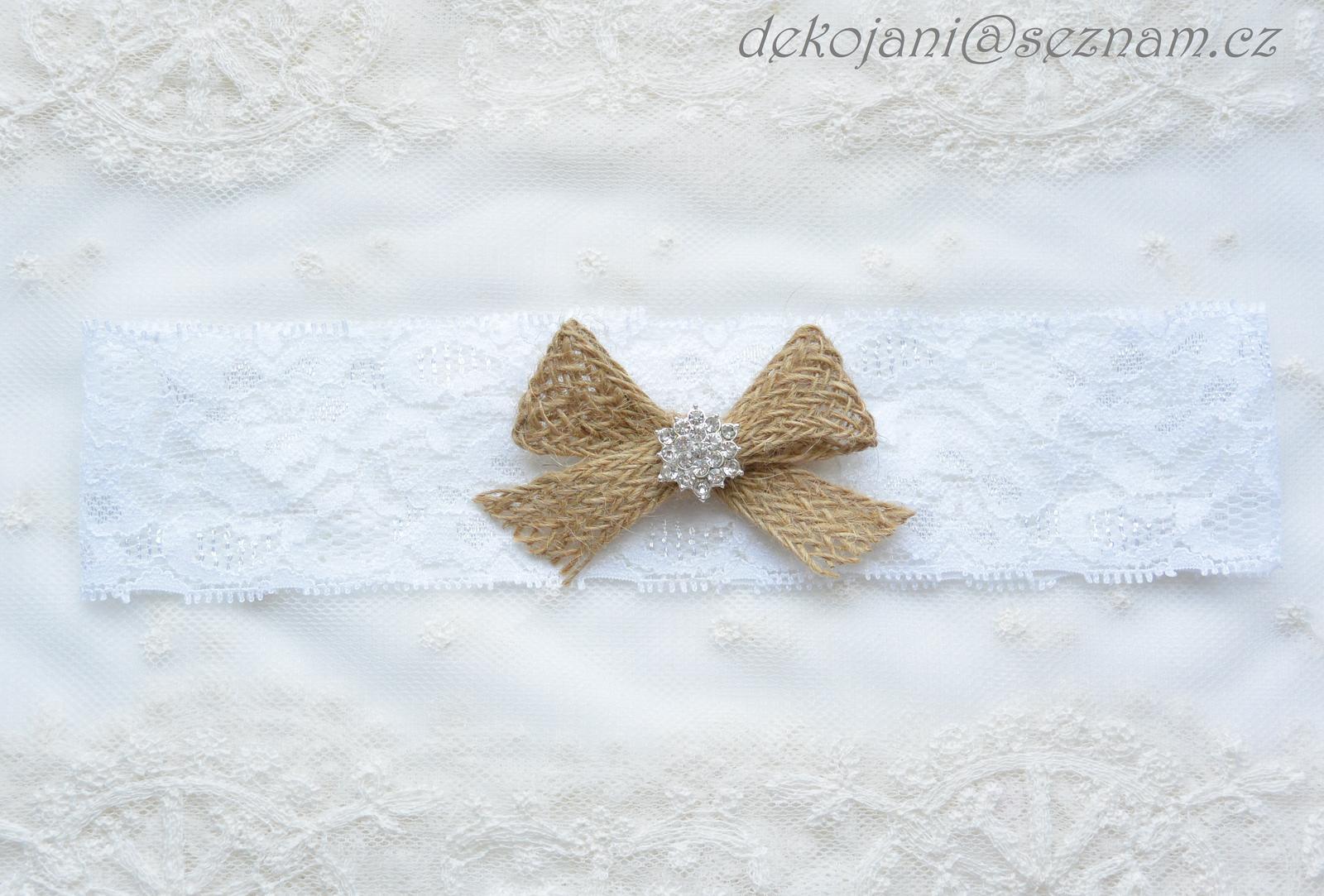 Luxusní krajkový svatební polštářek - Obrázek č. 4