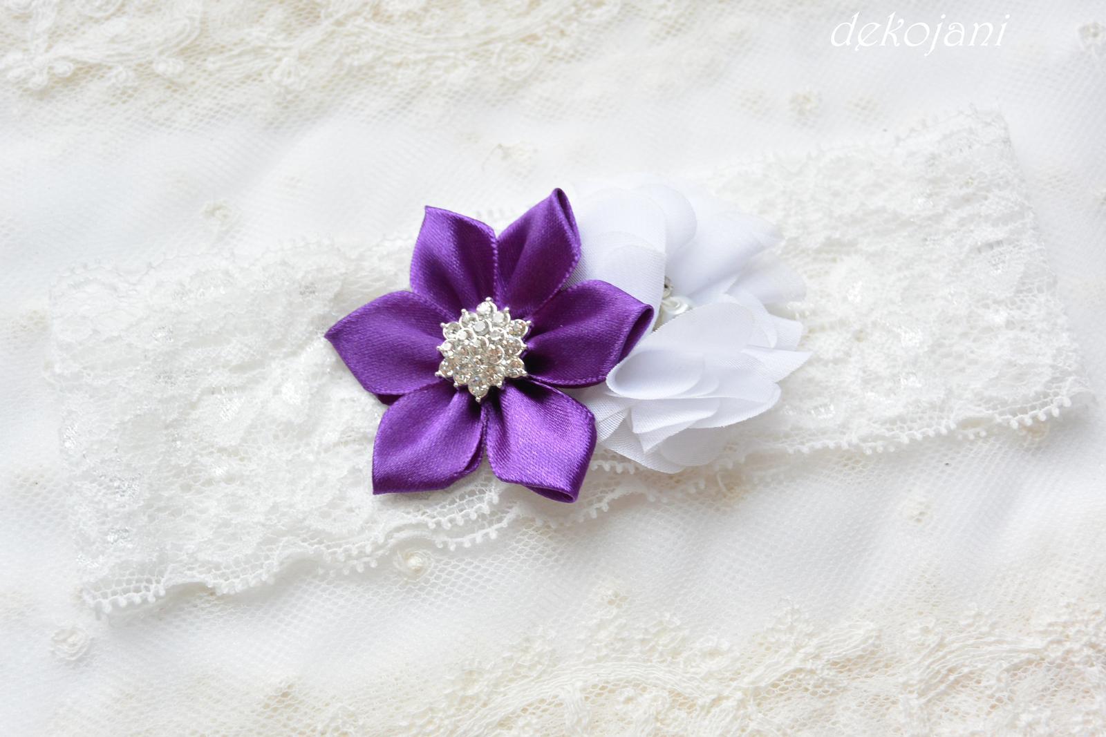 Přírodní svatební polštářek - Obrázek č. 3