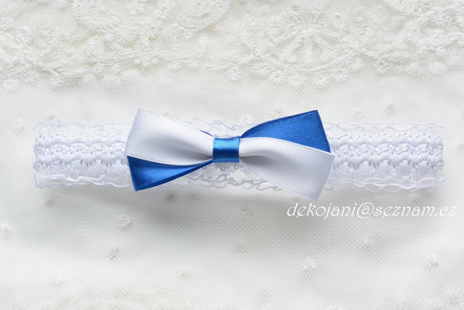 Svatební podvazek - Obrázek č. 1