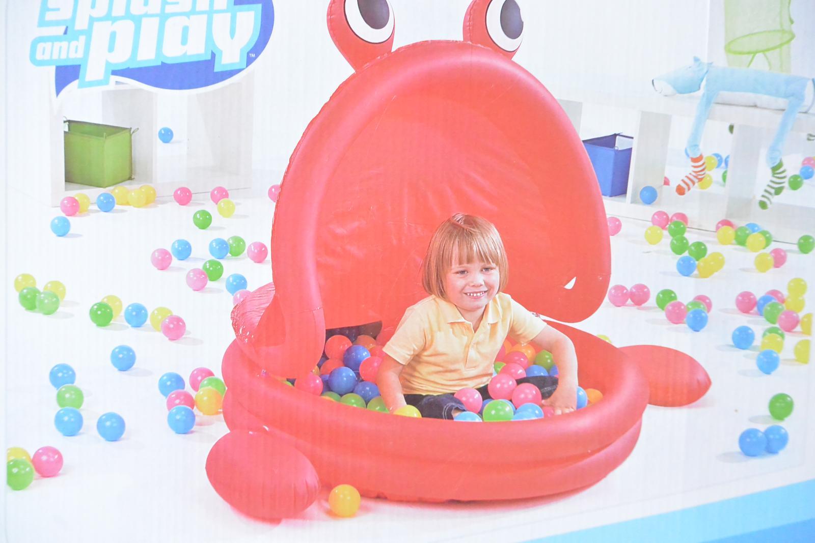 Nafukovací bazének na míčky - Obrázek č. 1