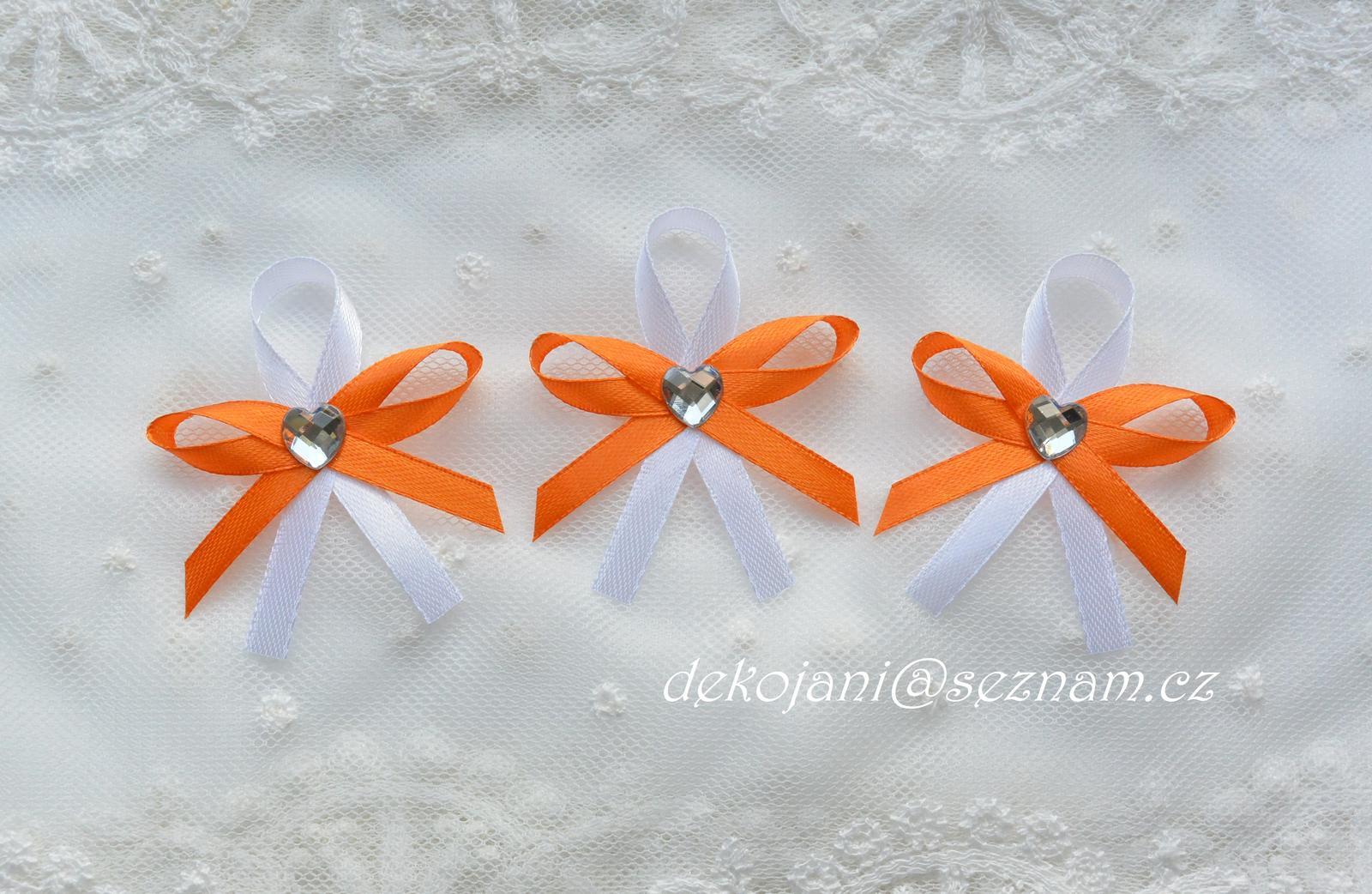 Oranžový vývazek - Obrázek č. 1