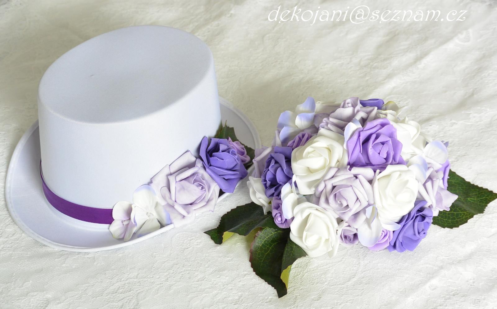 Květinový buket - Obrázek č. 2