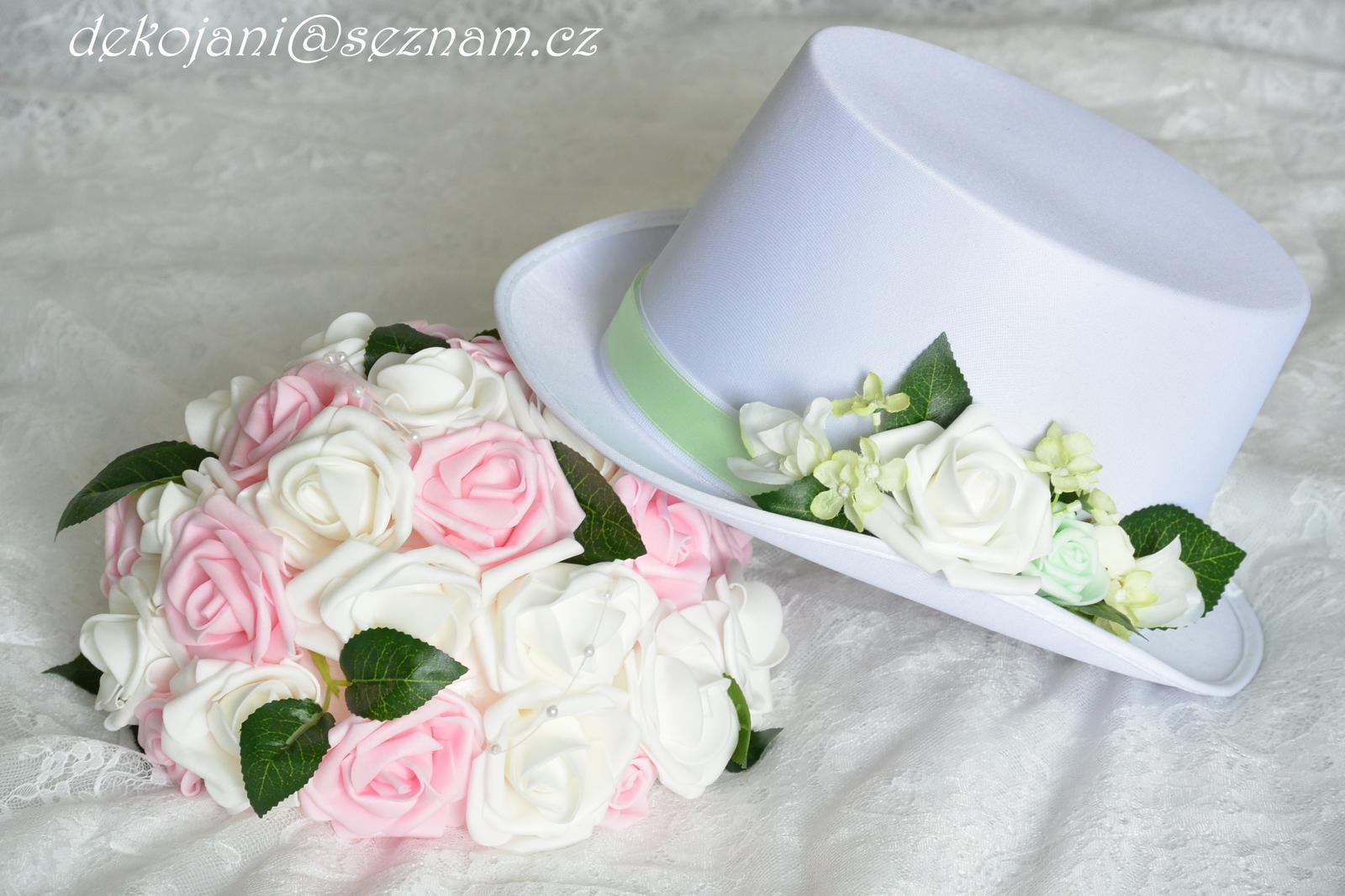 Květinový buket - Obrázek č. 1