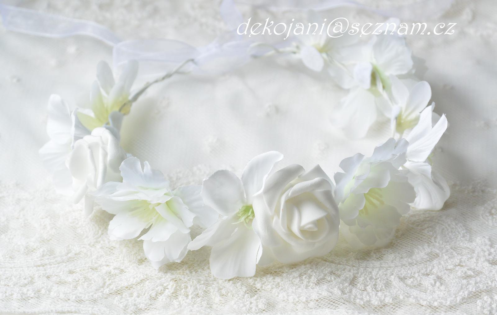 Svatební věneček - Obrázek č. 1