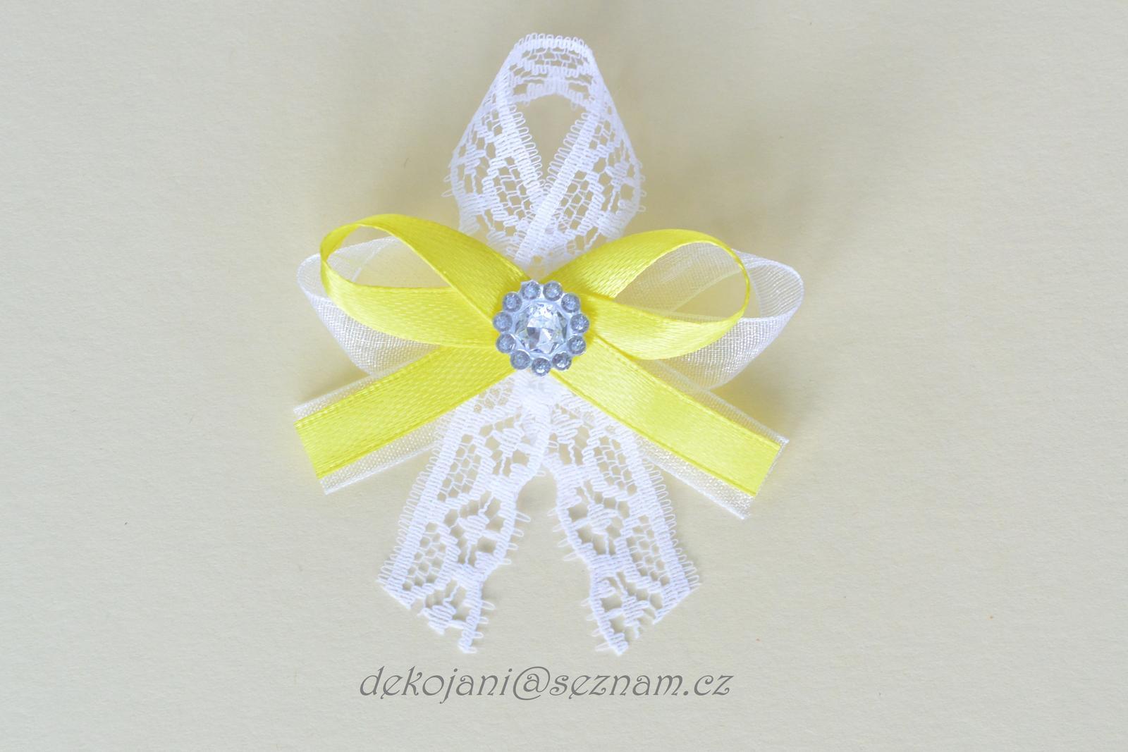 Žlutá svatba - Obrázek č. 1