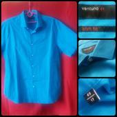 Modrá košeľa Ventuno 21, 42