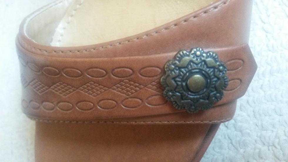 Evie sandálky - Obrázok č. 3