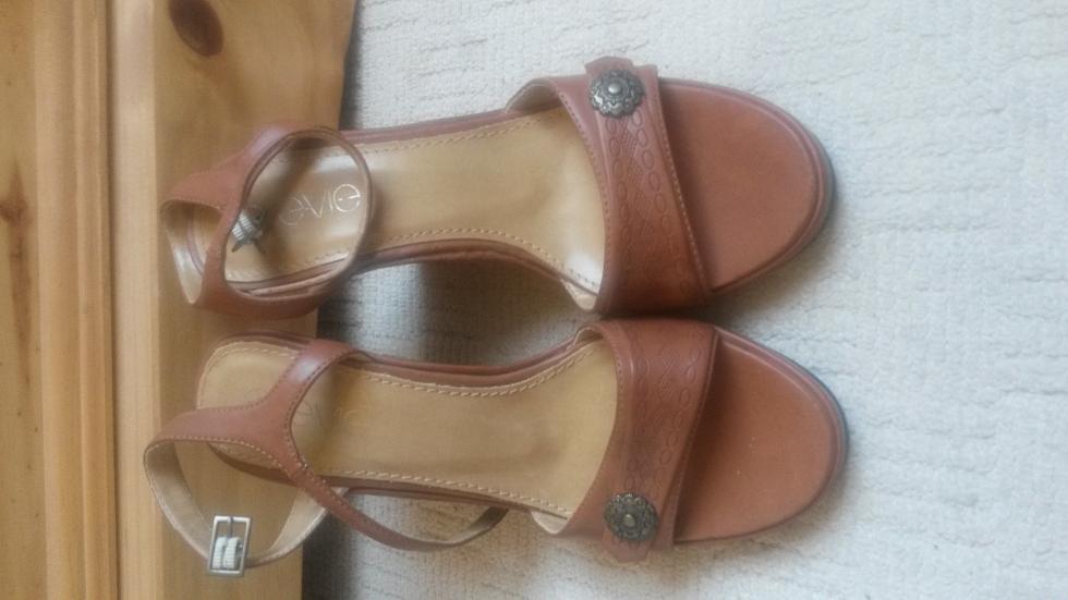 Evie sandálky - Obrázok č. 2