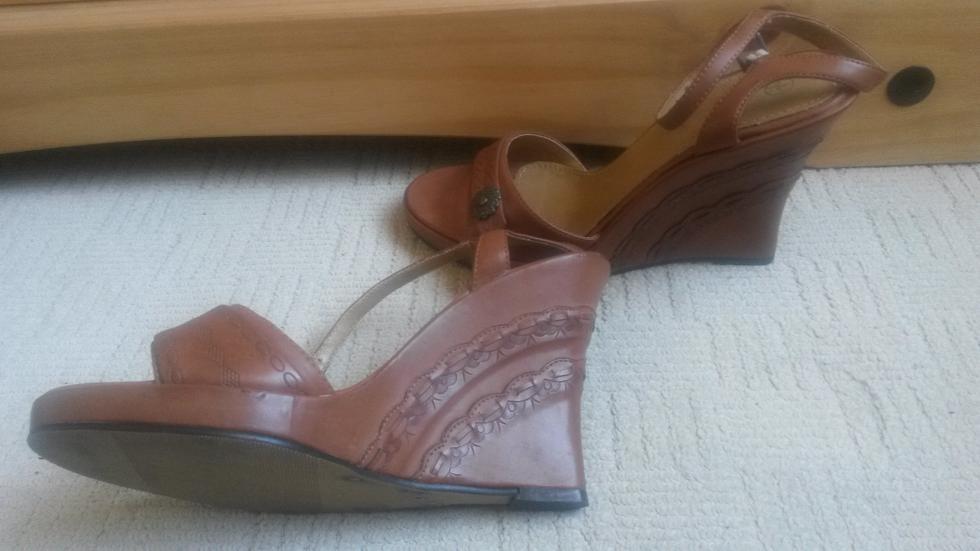 Evie sandálky - Obrázok č. 1