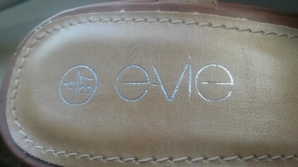 Evie sandálky - Obrázok č. 4