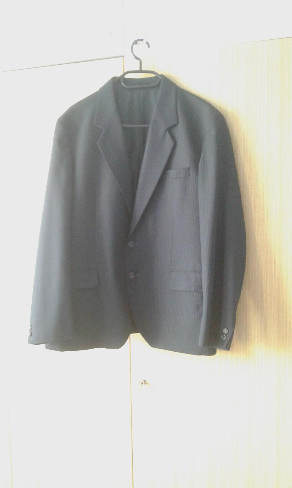 Pánsky starší oblek - Obrázok č. 1
