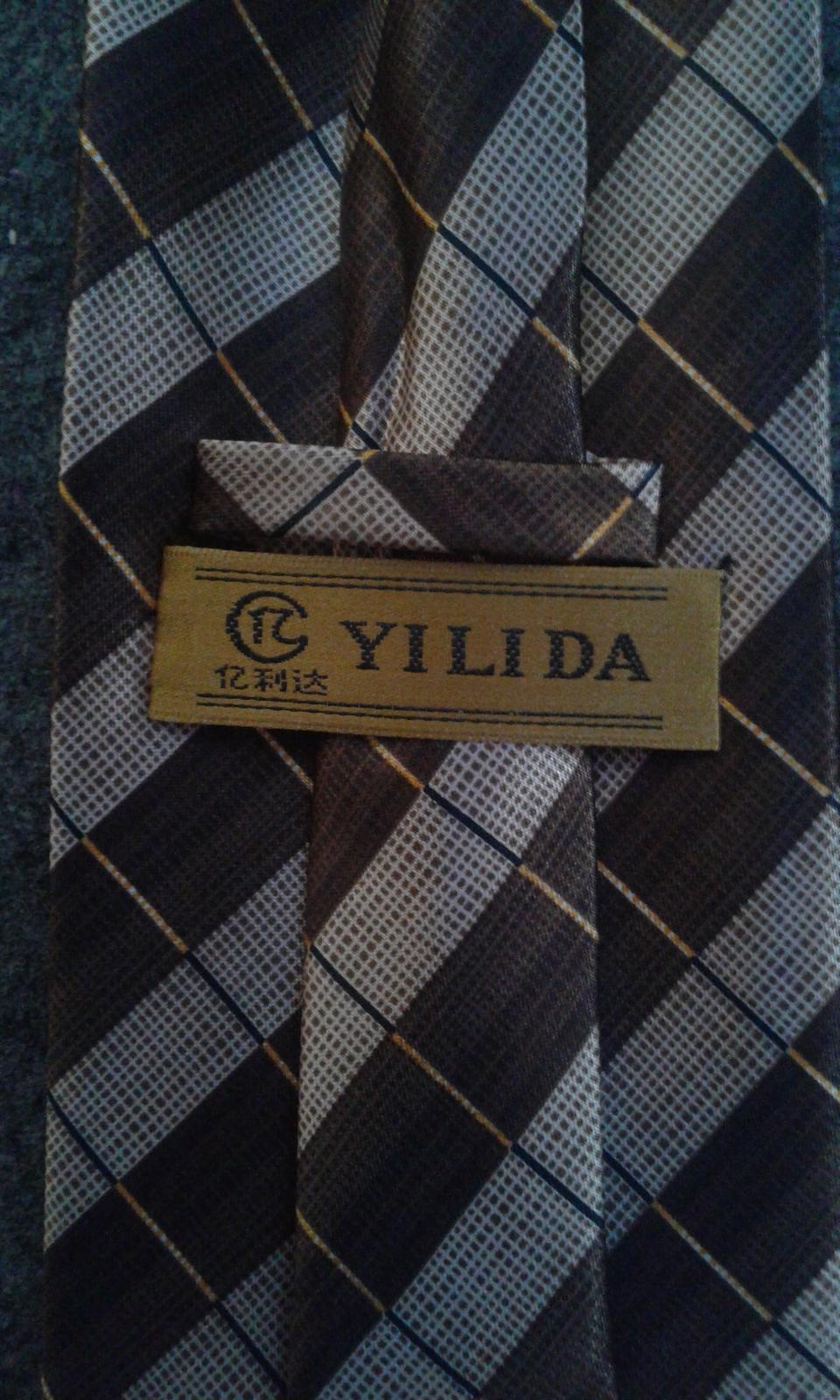 Pánska kravata - Obrázok č. 3