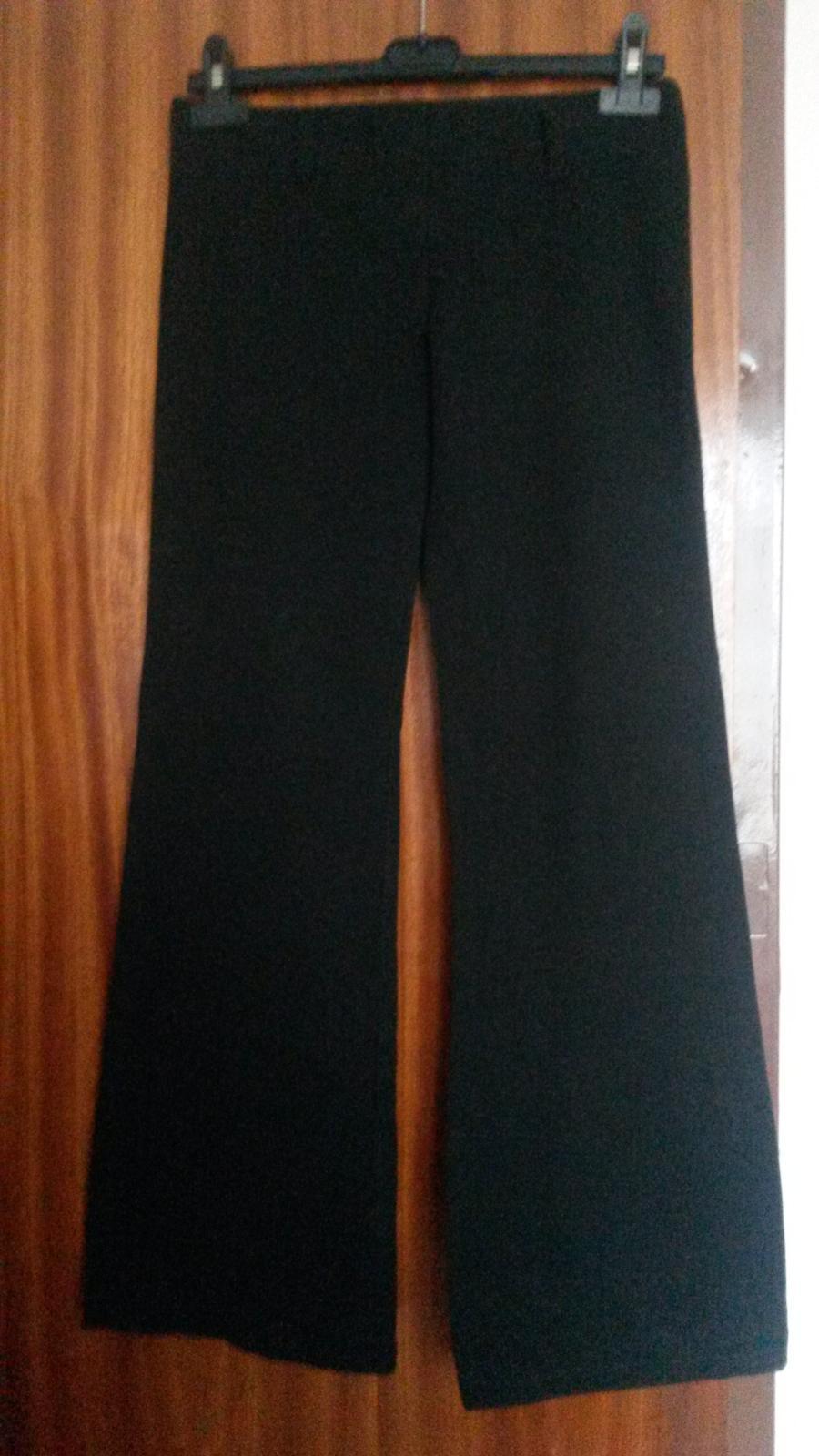 Nohavice bez pásu - Obrázok č. 1