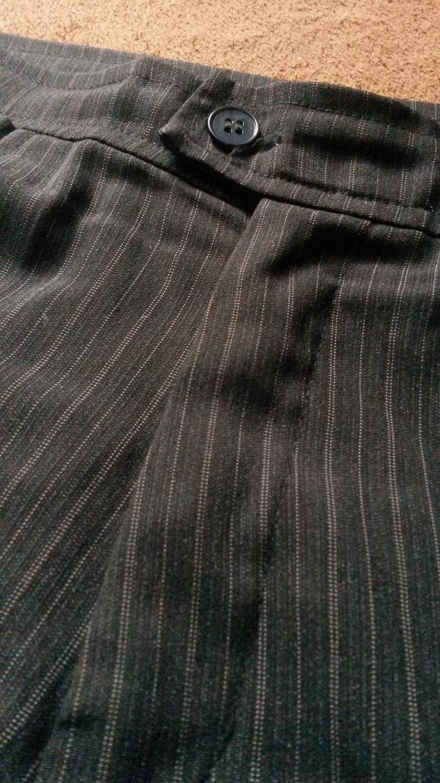 Pásikavé nohavice - Obrázok č. 2