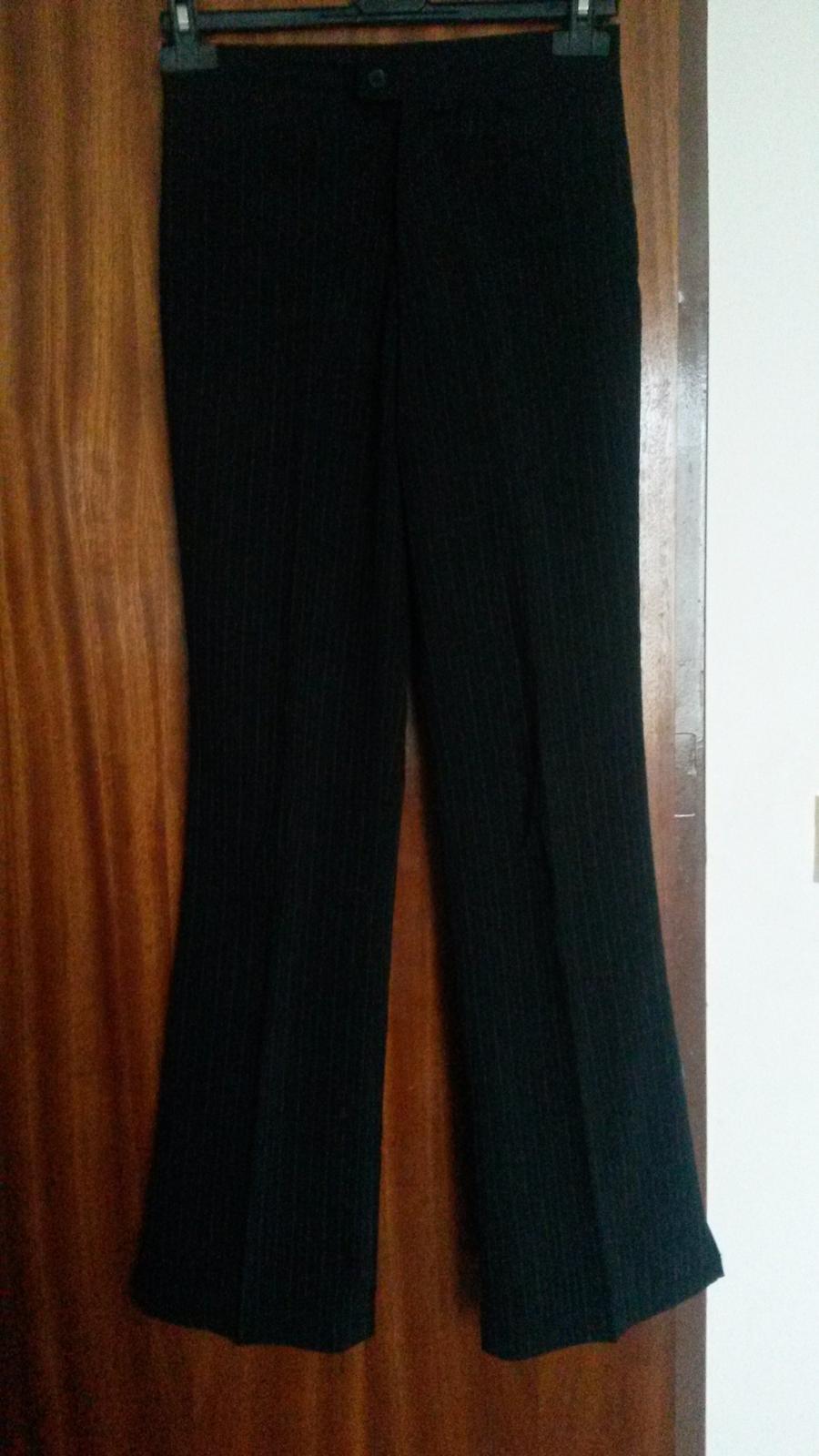 Pásikavé nohavice - Obrázok č. 1