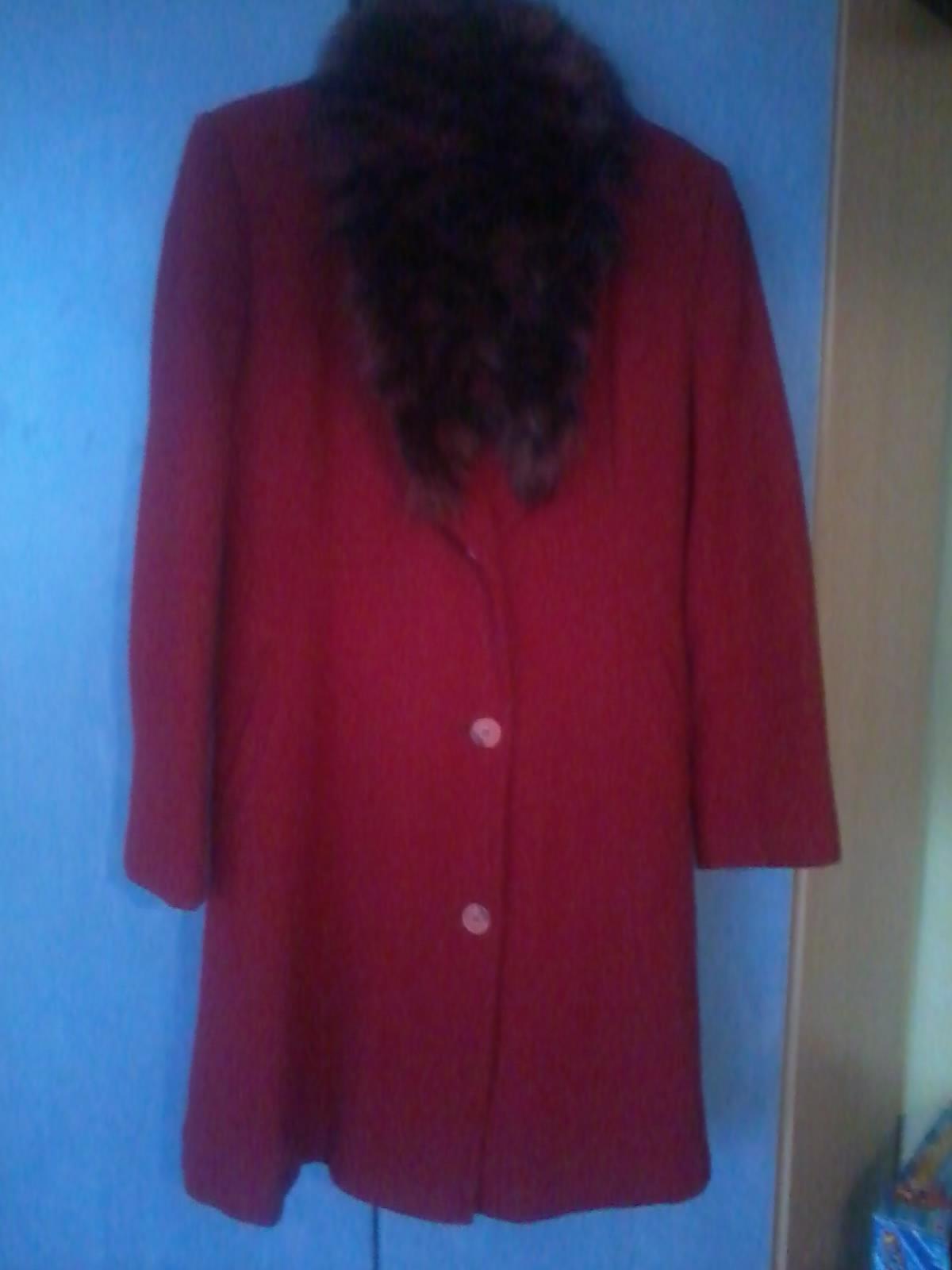 Červený kabát - Obrázok č. 1