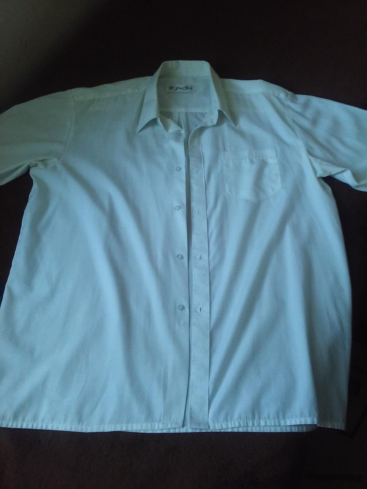 Pánska košeľa  - Obrázok č. 1