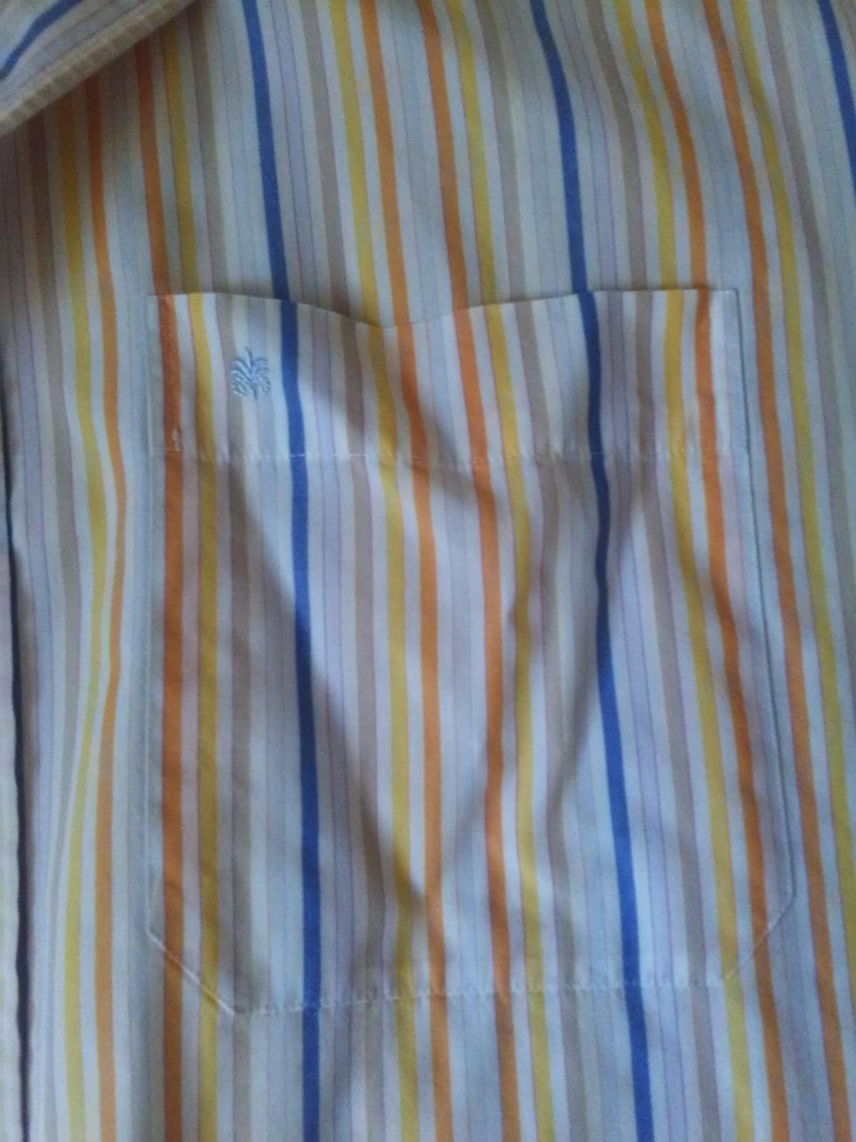 Košeľa s krátkym rukávom  - Obrázok č. 2