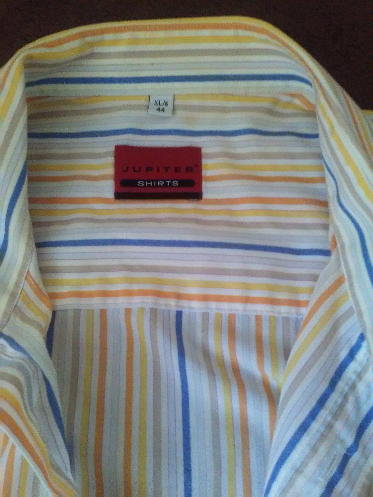 Košeľa s krátkym rukávom  - Obrázok č. 3