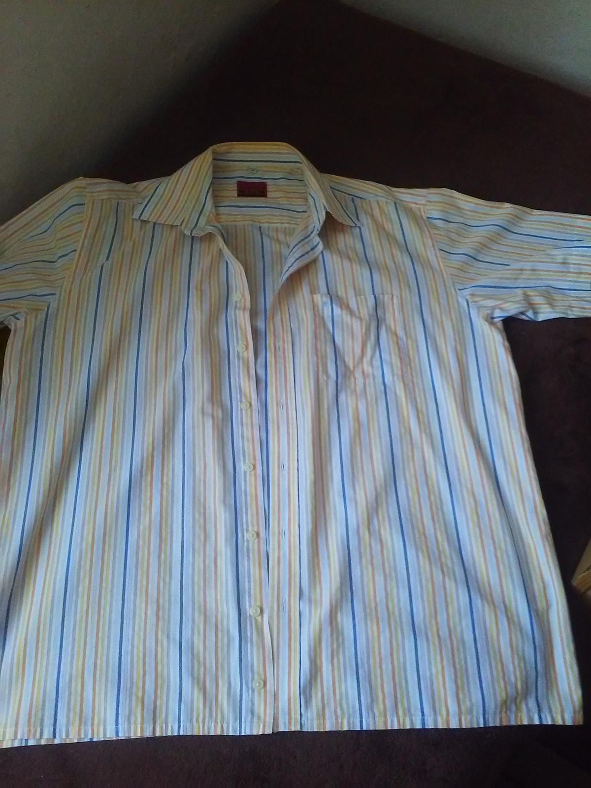 Košeľa s krátkym rukávom  - Obrázok č. 4