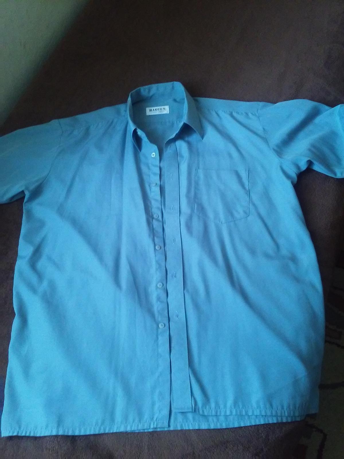 Tmavošedá košeľa - Obrázok č. 2