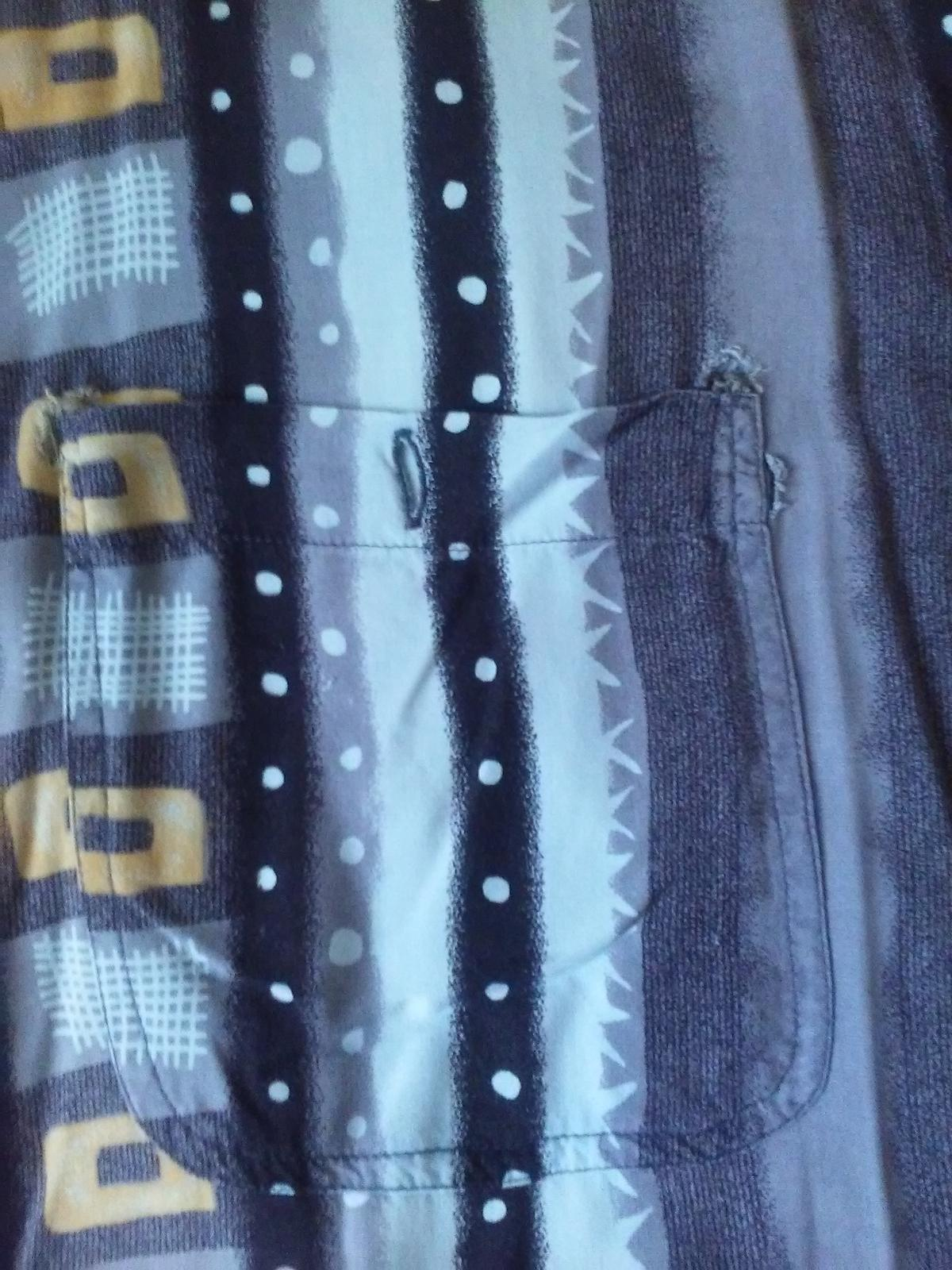 Vzorovaná košeľa - Obrázok č. 3