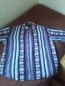 Vzorovaná košeľa, 42