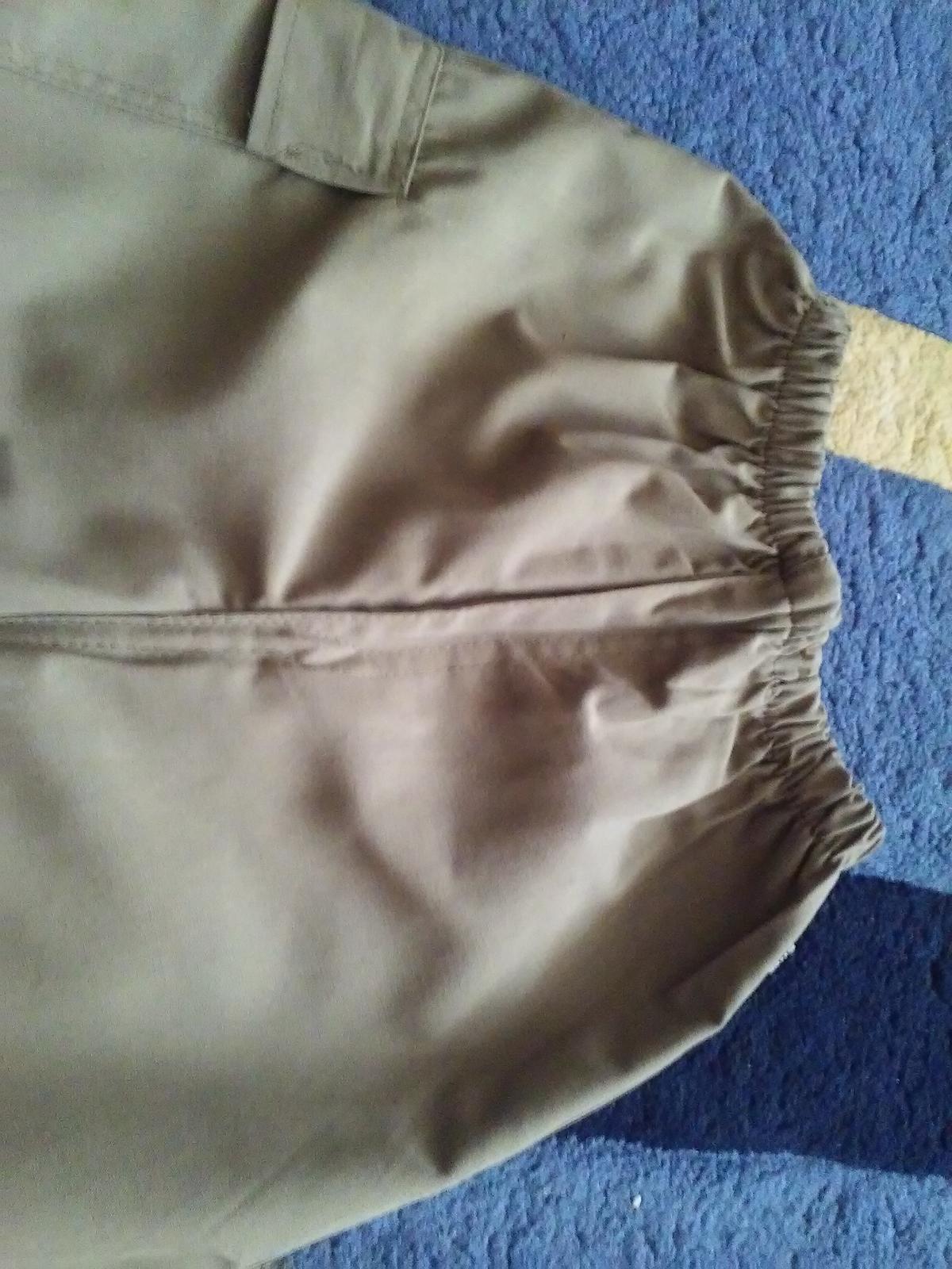Súprava nohavice + vestička - Obrázok č. 3