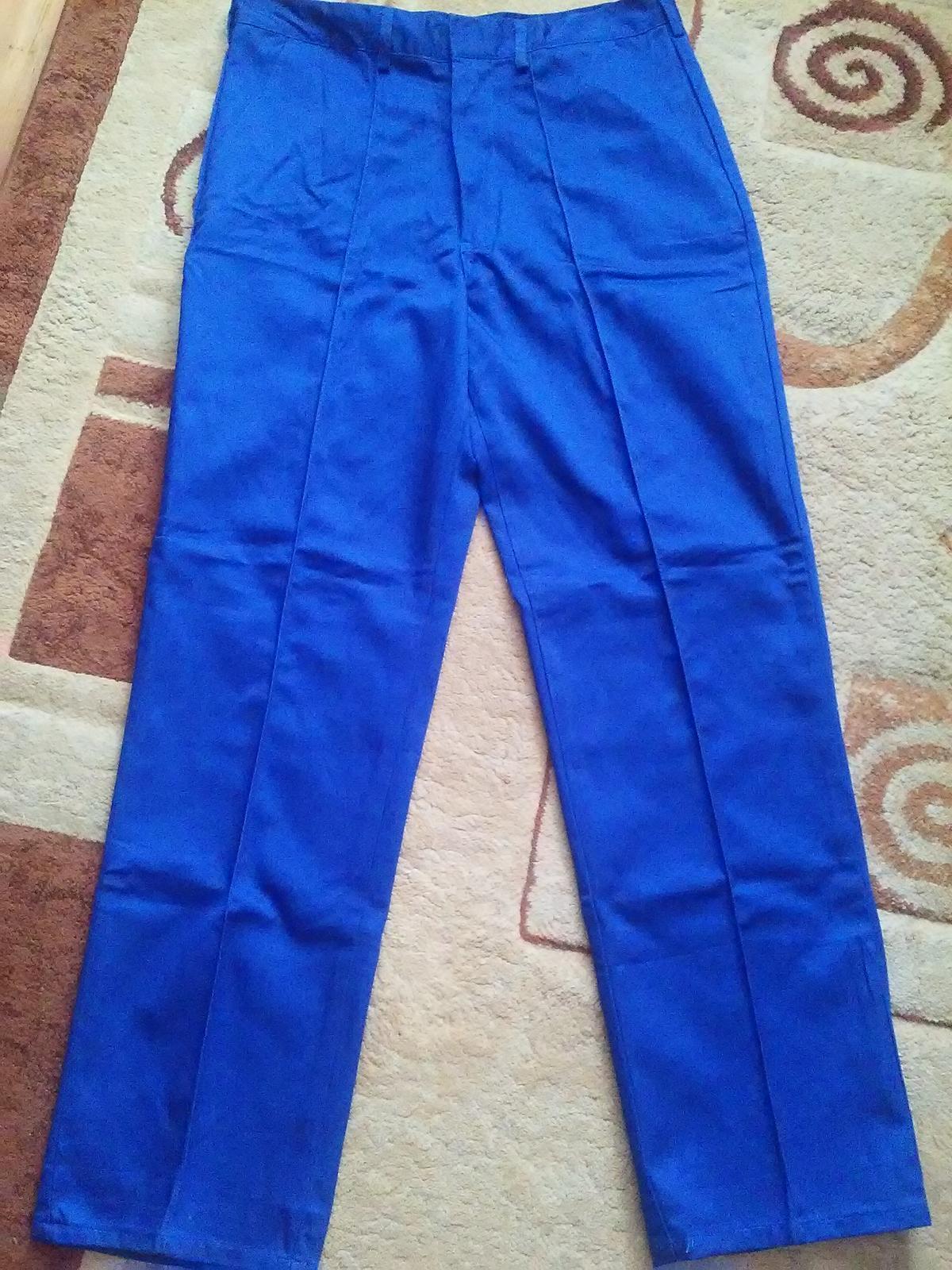 Monterkové nohavice - Obrázok č. 1