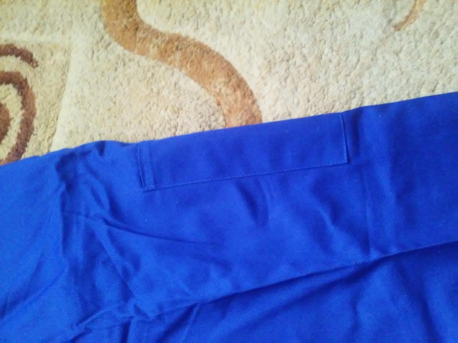 Monterkové nohavice - Obrázok č. 3