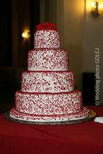 náádherna torta ale v ružovom