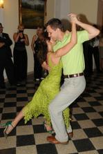 Tango prekvapenie po polnoci :)